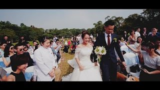 GU STUDIO WEDDING STORY TSENG & MAH 五股園外園  .