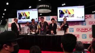 GBWC Anime Expo Award Ceremony