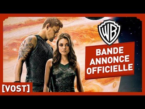 JUPITER : Le Destin de L'Univers - Bande Annonce Officielle 4 (VOST) - Jupiter Ascending