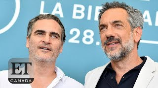 'Joker' Press Conference At Venice Film Festival
