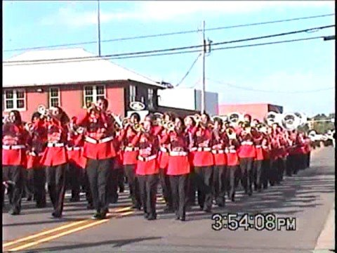 Russellville High School Homecoming Parade