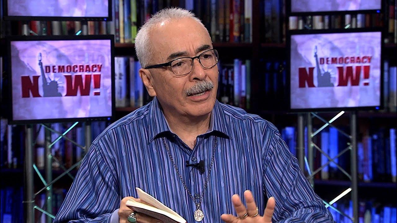 First Latino US Poet Laureate Juan Felipe Herrera on Migrant Farmworkers, the Border and Ayotzinapa