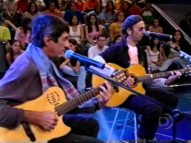RAIMUNDO FAGNER E ZECA BALEIRO - NO ALTAS HORAS (REDE GLOBO)