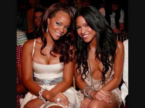 Cassie end Rihanna ;)