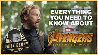'Avengers: Infinity War: Everything You Need To Know Before Heading To The Theater | Daily Denny