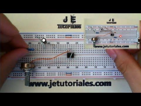 Tutorial - Creación de un Temporizador Astable con 555 - Paso a Paso