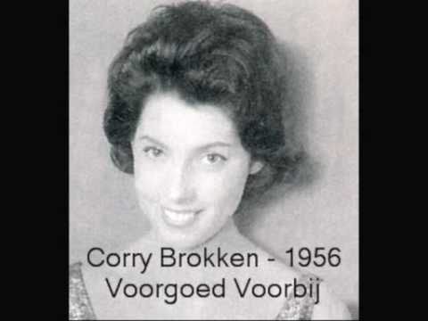 NSF 1956: Corry Brokken - Voorgoed voorbij
