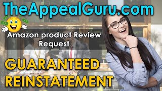 Amazon product Review Request - How to Get Reviews on Amazon the Right Way -  2019 - 8