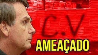 Comando Vermelho AMEAÇA campanha de Bolsonaro