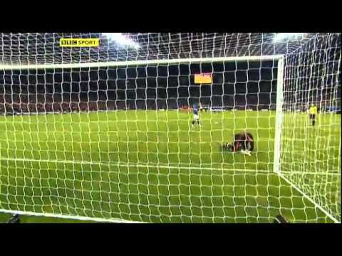 Liverpool Vs Cardiff Penalty Shoot Out, Carling Cup Final