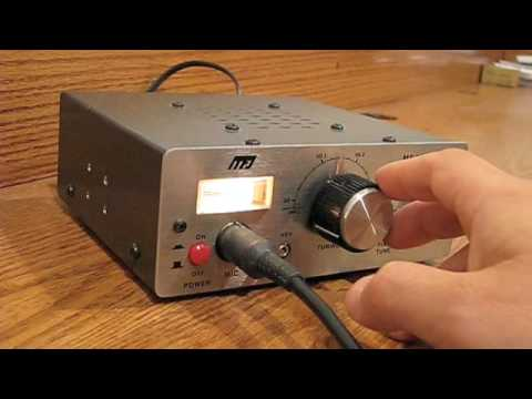 6 Meter Band Opening and QRP Contacts using a MFJ-9406