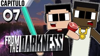 "Minecraft From The Darkness con Joe Ep. 7 ""Nueva Estrategia"""