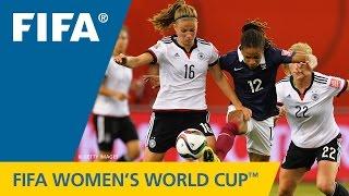 HIGHLIGHTS: Germany v. France - FIFA Women