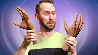 THESE AREN'T MY HANDS? | Hand Simulator [Ep 1]