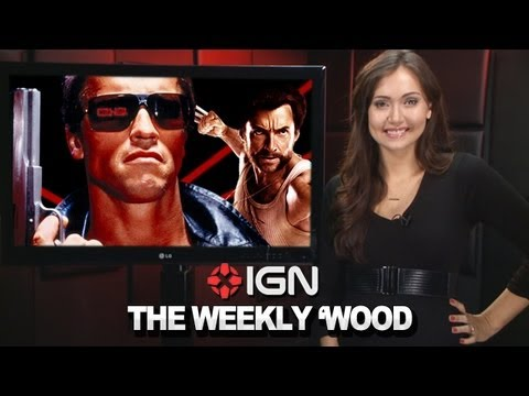 JLA Has a Villain, Wolverine Returns & theTerminator's Back! - IGN Weekly 'Wood 12.05.12.