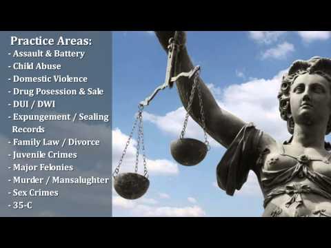 Denver Criminal Lawyer | Sex Crime Attorney Golden Co | Felony Defense video