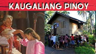 TOP 10 PHILIPPINE CULTURE and TRADITIONS|FULL HD