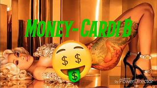 Money- Cardi B Lyrics