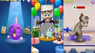 My Talking Tom 2 - Android Gameplay HD #19
