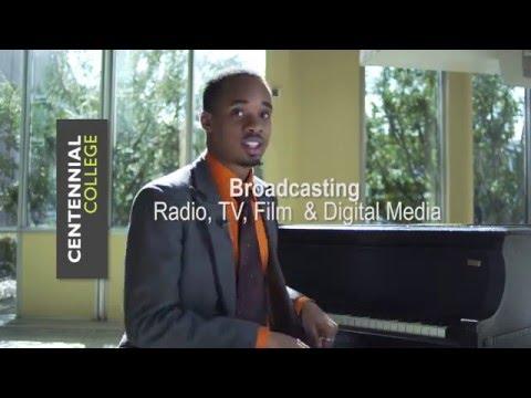 Portfolio Tips: Broadcasting - Radio, Television, Film & Digital Media