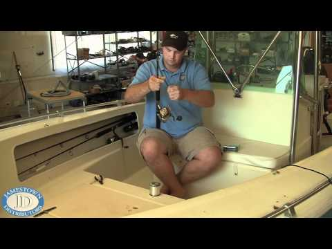 How-To Spool a Spinning Reel with Braided Line