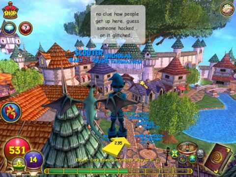 how to get to sudrilund wizard101