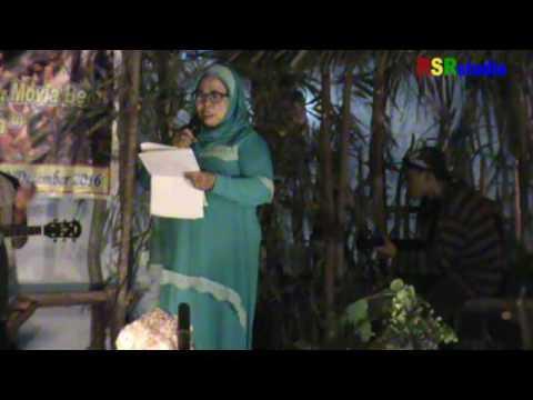 BENGKEL SENI SUARA ALAM Feat BUNDA MAS'AMAH ( NYANYIAN BELANTARA ) #1