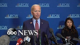 Democratic nominees head to Ohio for the 4th 2020 presidential debate l ABC News