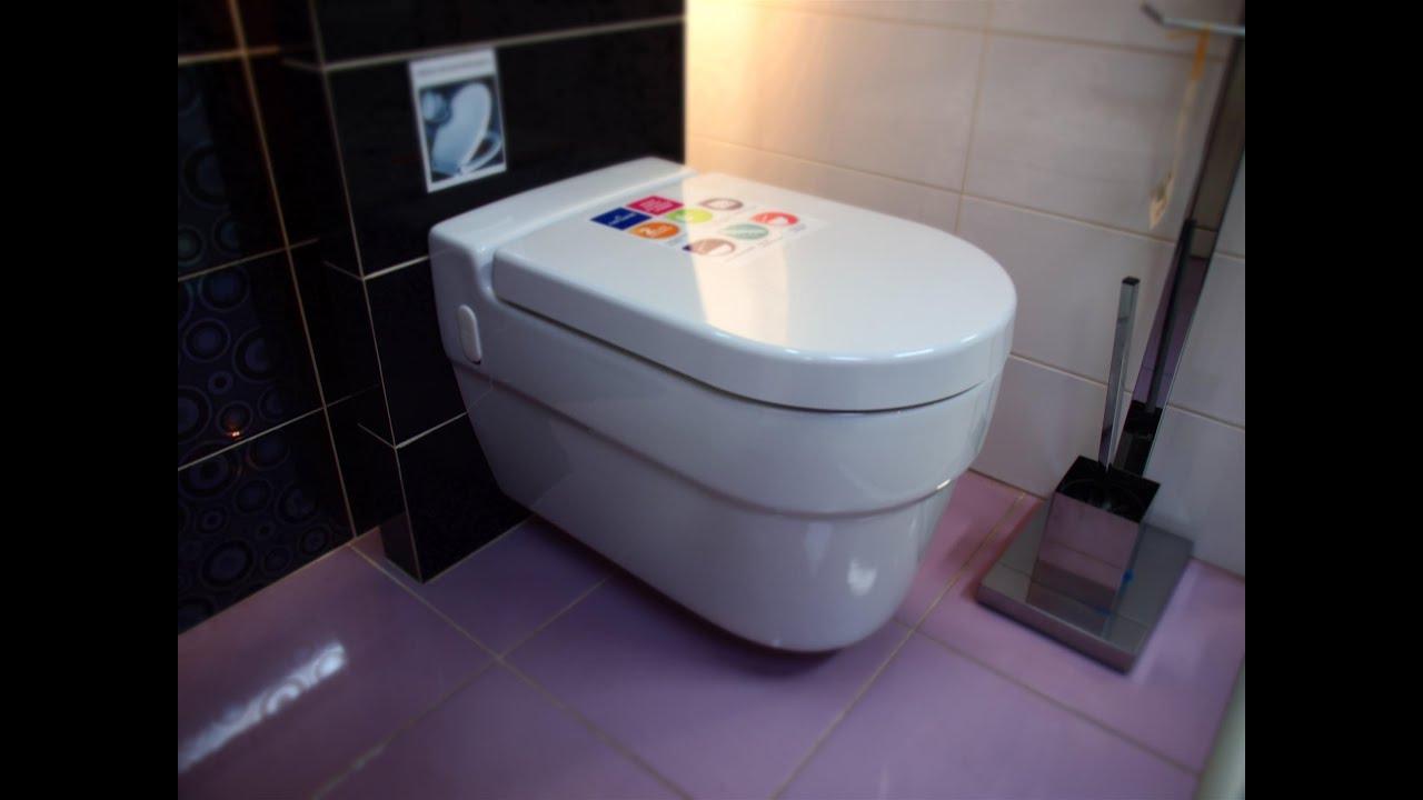 Deco cersanit miska wc deska sklep internetowy tanaro pl youtube - Kleur wc deco ...