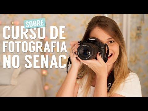Sobre: Curso De Fotografia - SENAC