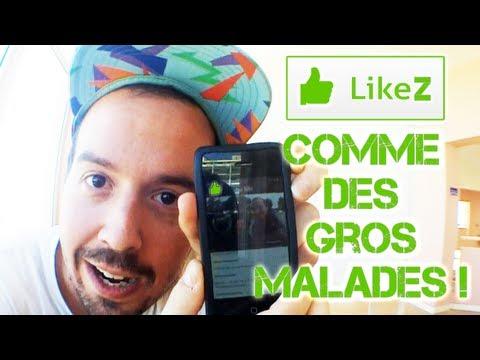 LIKEZ COMME DES GROS MALADES !!! [Vlog de Loka #54]