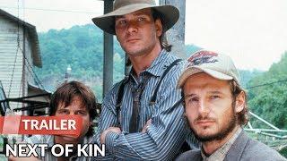Next of Kin 1989 Trailer   Patrick Swayze   Liam Neeson