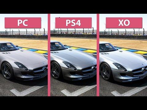 project cars pc vs ps4 vs xbox one graphics comparison 60fps fullhd 1080p. Black Bedroom Furniture Sets. Home Design Ideas
