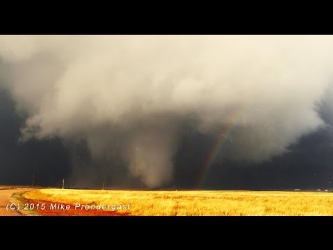 2015 Tornadoes, Lightning, Supercells and Rainbows