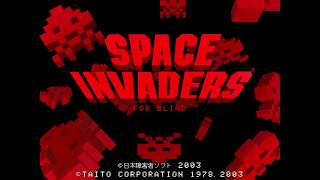 Space Invaders for Blind