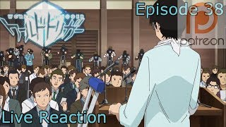 [Reaction+Commentary] World Trigger Episode 38