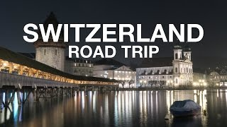 Switzerland Road Trip: Zurich and Lucerne