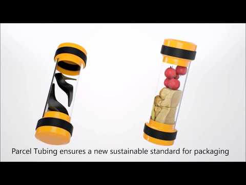 Parcel Tubing Concept Movie