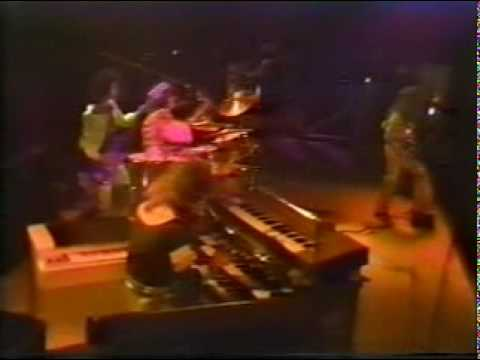 Grand funk railroad - Footstompin' Music Video