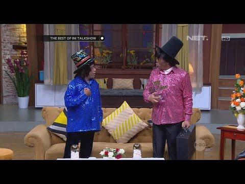 download lagu The Best Of Ini Talkshow - Nunung Ngompol Liat Tukang Sulap Pak Tarjo Dan Pak Tarno gratis