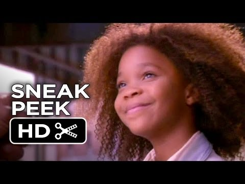 Annie Official Sneak Peek Teaser (2014) - Jamie Foxx, Cameron Diaz Musical HD