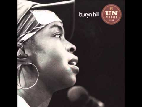 Lauryn Hill - I Find It Hard To Say (Rebel) (Unplugged)
