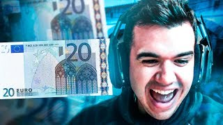 """APOSTAMOS 20 EUROS EN UNA RONDA!""Counter-Strike: Global Offensive #222 -sTaXx"