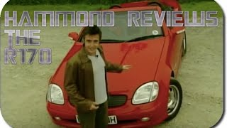 Hammond review's of the Mercedes SLK R170 - year 2000 Top Gear