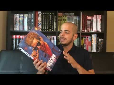 Absolute Preacher Hardcover Review