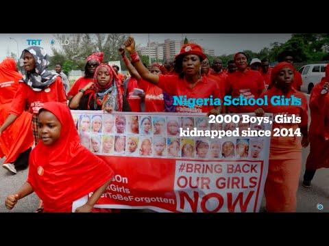Nigeria's missing schoolgirls 'shown alive' in video, Fidelis Mbah reports