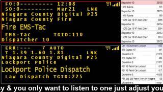 03/21/18 PM Niagara County Police & Fire Scanner Stream Fire Wire