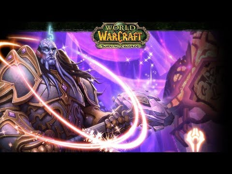 World of Warcraft ностальгии стрим