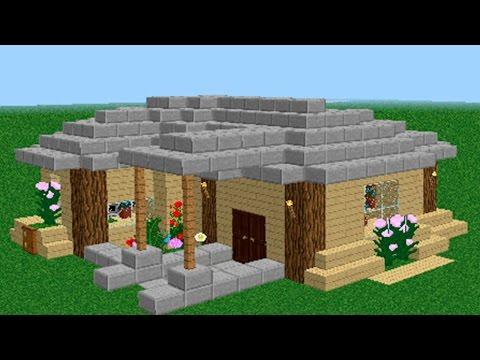 Как сделать красивый вход в дом в майнкрафте - Njkmznnb.ru