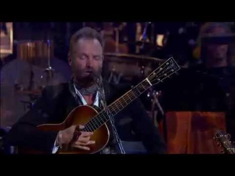 Sting_ Cherry tree carol. Live in Durham Cathedral---- 2009 Music Videos